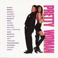 Музыкальный сд диск PRETTY WOMAN (1990) (audio cd)