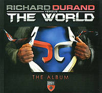 Музичний сд диск RICHARD DURAND Versus the world (2012) (audio cd)