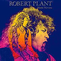 Музичний сд диск ROBERT PLANT Manic nirvana (1990) (audio cd)