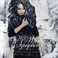Музыкальный сд диск SARAH BRIGHTMAN A winter symphony (2008) (audio cd)