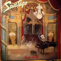 Музичний сд диск SAVATAGE Gutter ballet (2011) (audio cd)