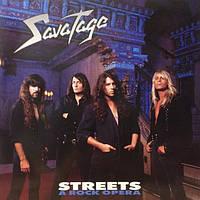 Музыкальный сд диск SAVATAGE Streets (A rock opera) (2011) (audio cd)