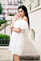 Летнее платье модное 331 Б