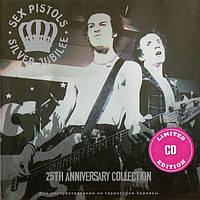 Музыкальный сд диск SEX PISTOLS Silver jubilee (2002) (audio cd)