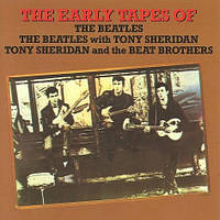 Музыкальный сд диск THE BEATLES The early tapes The Beatles with Tony Sheridan (1963) (audio cd)