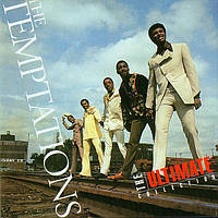Музыкальный сд диск THE TEMPTATIONS The ultimate collection (1997) (audio cd)