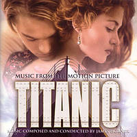 Музыкальный сд диск TITANIC (Music From The Motion Picture) (1997) (audio cd)
