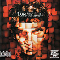 Музичний сд диск TOMMY LEE Never a dull moment (2002) (audio cd)