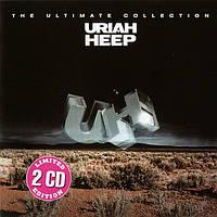 Музыкальный сд диск URIAH HEEP Easy living The ultimate collection (2003) (audio cd)