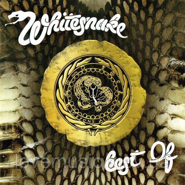 Музичний сд диск WHITESNAKE Best of (2009) (audio cd)
