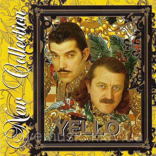 Музичний сд диск YELLO New collection (2008) (audio cd)