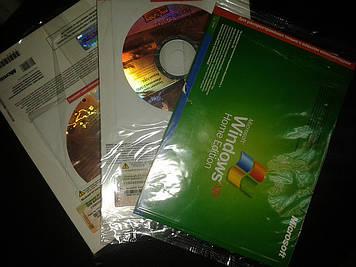 Программное обеспечение Microsoft Windows XP Home Edition Rus SP2 32 Bit OEM (N09-01178)