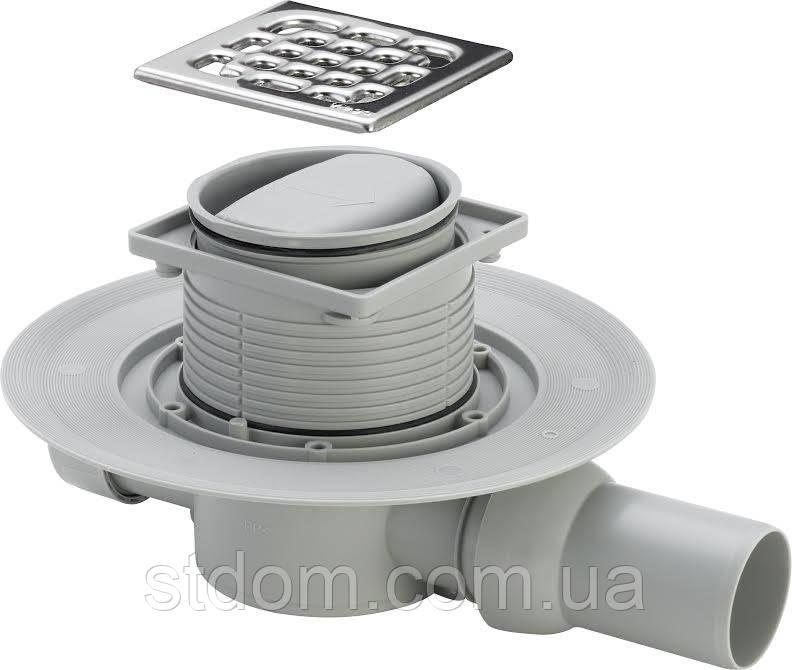 Трап для ванной комнаты Viega DN 50 100x100 583217
