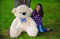 Большой плюшевый мишка Нестор 180 см.Мягкая игрушка.игрушка медведь.мягкие игрушки украина Персиковый