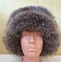 """Мужская зимняя шапка-ушанка """"Енот"""""""