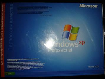 Программное обеспечение Microsoft Windows XP Professional SP3 Rus 32Bit OEM (E85-05798)