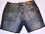 Шорты джинсовые JEANS р M.., фото 2