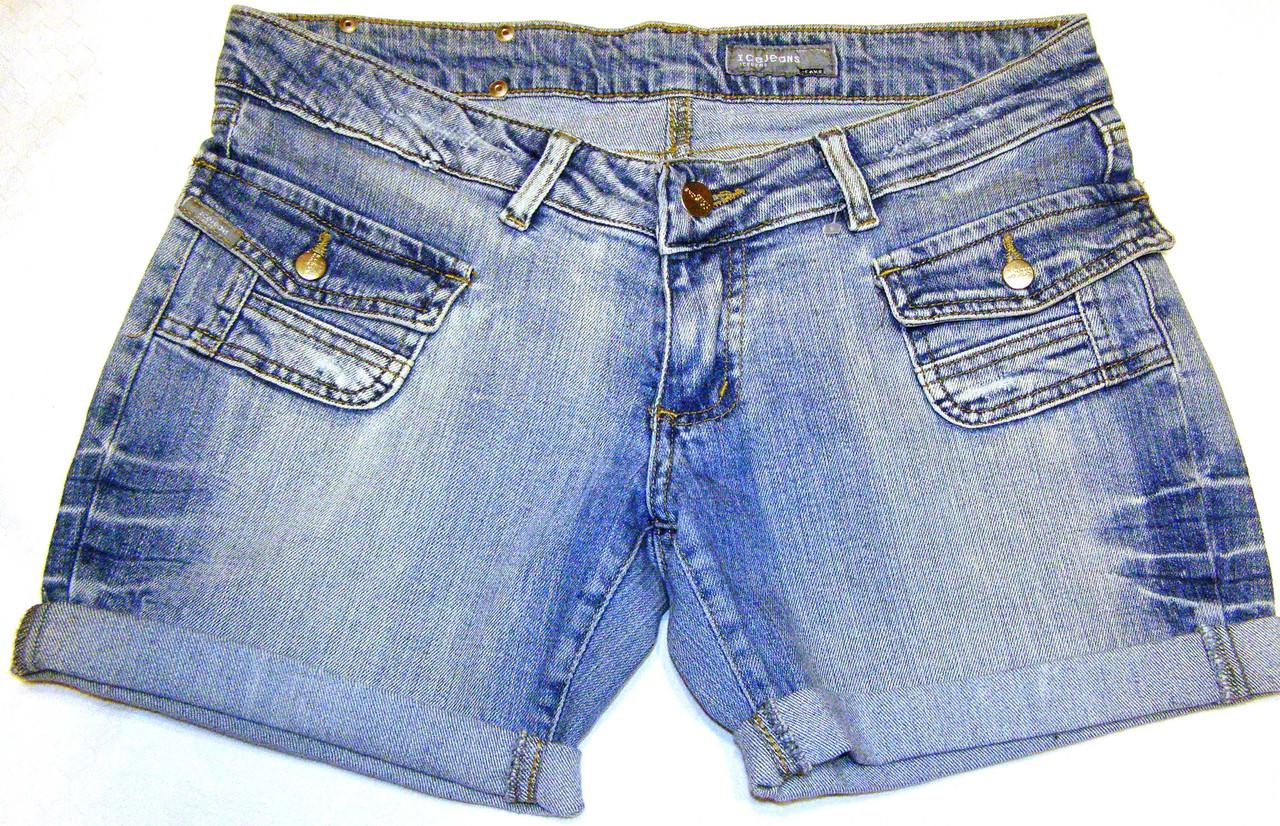 Шорты джинсовые ICE Jeans 31 р.