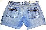Шорты джинсовые ICE Jeans 31 р., фото 3