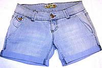 Шорты джинсовые голубые Tyte р. 9, фото 1