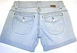 Шорты джинсовые голубые Tyte р. 9, фото 2