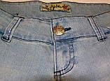 Шорты джинсовые голубые Tyte р. 9, фото 3