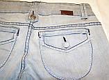 Шорты джинсовые голубые Tyte р. 9, фото 4