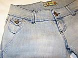 Шорты джинсовые голубые Tyte р. 9, фото 5