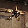 Светильник потолочный [ Loft an Outdoor Fan ] вентилятор
