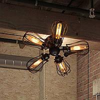 Светильник потолочный [ Loft an Outdoor Fan ] вентилятор , фото 1