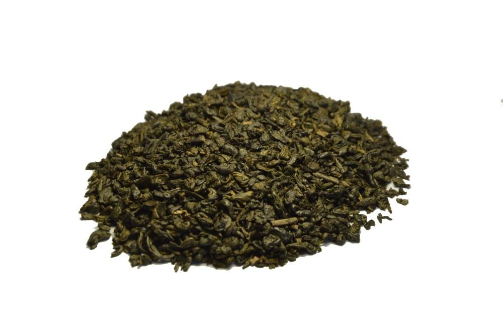 Китайский элитный чай Ганпаудер Порох