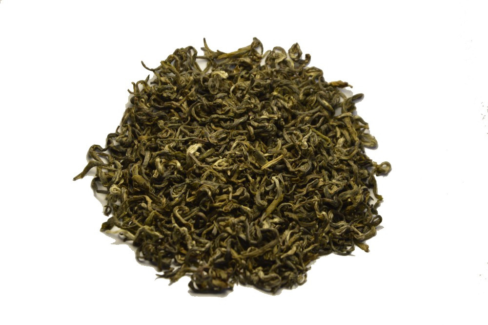 Китайский элитный чай Би Ло Чунь Изумрудные спирали весны
