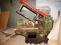 Отрезной ножовочный станок б у по металлу модели 872, 1957 года, фото 1