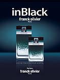 Мужская оригинальная туалетна вода Franck Olivier IN BLACK 75ml NNR ORGAP /05-41, фото 3