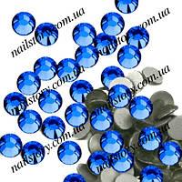 Стразы для ногтей Blue SS3  50 шт.