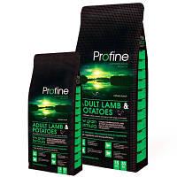 Profine Adult Lamb 15 кг, ягненок - сухой корм для взрослых собак всех пород