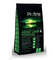 Profine Adult Lamb 3 кг, ягненок - сухой корм для взрослых собак всех пород