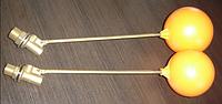 """Поплавковый клапан 1"""" для емкостей (Китай)"""