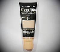 Тональный крем AffiniMat №01(мэйбелин)
