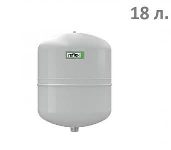 Расширительный бак вертикальный Reflex NG 18 л.