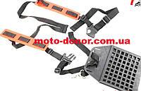 Ремень для мотокосы на плечо + крепление к-кт (профессиональный) Тип №2