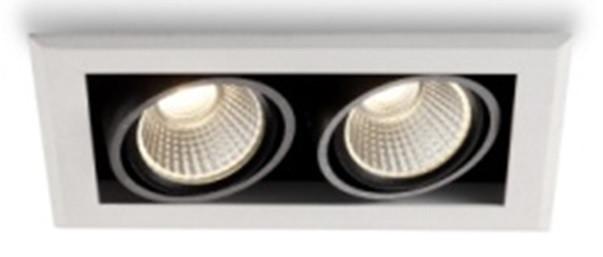 Светодиодный LED карданный светильник 10Вт, LDC956