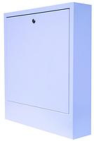 Шкаф коллекторный 420х580х120 наружный на 2-4 выхода