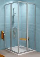 Дверь раздвижная для душ. кабины Ravak Supernova SRV2-S 90 белый/прозрачное 14V70102Z1, 890х1850 мм