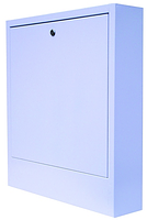 Шкаф коллекторный 1015х580х120 наружный на 14-16 выходов