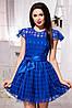 Платье  женское с подьюпником( подъюпник съемный - фатин), фото 3