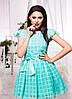 Платье  женское с подьюпником( подъюпник съемный - фатин), фото 4