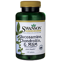 Глюкозамин Хондроитин комплекс с МСМ, 120 таблеток