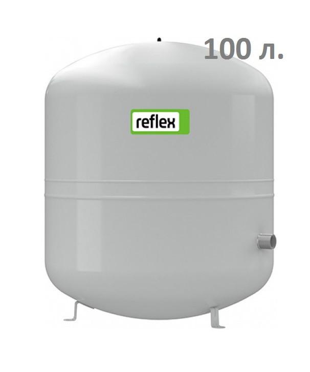 Расширительный бак вертикальный Reflex NG 100 л., фото 1