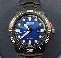Citizen Eko-Drive Scuba Blue&Black-BN0095-59L